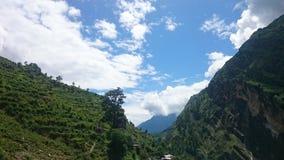Μετά από τη βροχή στους λόφους, απόψεις ειδικές στοκ εικόνες με δικαίωμα ελεύθερης χρήσης