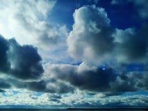 Μετά από τη θύελλα Στοκ Εικόνα