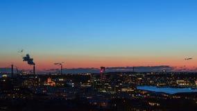 Μετά από τον ήλιο. Γκέτεμπουργκ, Σουηδία. Χρονικό σφάλμα