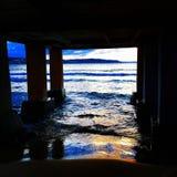 Μετά από το ηλιοβασίλεμα Στοκ εικόνες με δικαίωμα ελεύθερης χρήσης