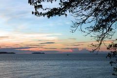 Μετά από το ηλιοβασίλεμα Στοκ φωτογραφίες με δικαίωμα ελεύθερης χρήσης