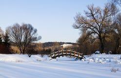 Μετά από το χιόνι σε jingyuetan-3 Στοκ εικόνες με δικαίωμα ελεύθερης χρήσης