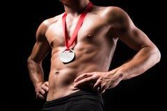 Μετάλλιο στο στήθος στοκ εικόνες με δικαίωμα ελεύθερης χρήσης