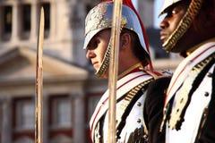 μεταβαλλόμενη φρουρά Στοκ εικόνες με δικαίωμα ελεύθερης χρήσης