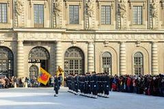 μεταβαλλόμενη φρουρά Στοκ Εικόνα