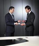 Μεταβαλλόμενες επαγγελματικές κάρτες Στοκ φωτογραφία με δικαίωμα ελεύθερης χρήσης