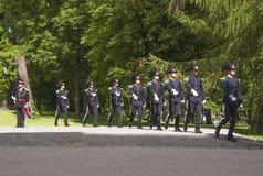 Μεταβαλλόμενες φρουρές ΙΙ Στοκ φωτογραφία με δικαίωμα ελεύθερης χρήσης