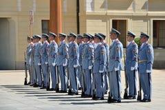 μεταβαλλόμενες φρουρέ&sigma Στοκ εικόνα με δικαίωμα ελεύθερης χρήσης
