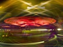 Μετακίνηση και φως Στοκ Φωτογραφίες