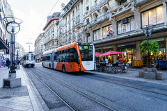 Μετακίνηση οδών Στοκ φωτογραφία με δικαίωμα ελεύθερης χρήσης