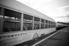 Μετακίνηση σιδήρου Στοκ Εικόνες