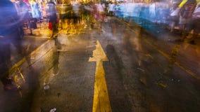 Μετακίνηση Στοκ Φωτογραφία