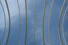 μεταλλική δομή Στοκ εικόνες με δικαίωμα ελεύθερης χρήσης
