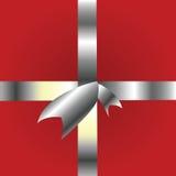 μεταλλική κορδέλλα Στοκ εικόνα με δικαίωμα ελεύθερης χρήσης