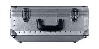 μεταλλική παλαιά βαλίτσ&alpha Στοκ Φωτογραφία