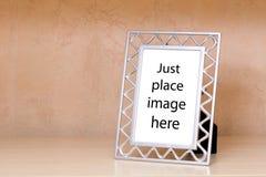 μεταλλική φωτογραφία πλ&al Στοκ εικόνα με δικαίωμα ελεύθερης χρήσης