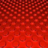 μεταλλική pettern κόκκινη στρο&g Στοκ Εικόνες
