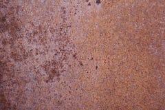 Μεταλλικός παλαιός τοίχος Πόρτα γκαράζ σύσταση λεπτομερές ανασκόπηση grunge γεια ιδιαίτερα ύφος διάλυσης στρώματος σκουριασμένος  Στοκ εικόνα με δικαίωμα ελεύθερης χρήσης