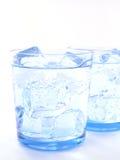 μεταλλικό νερό στοκ εικόνα