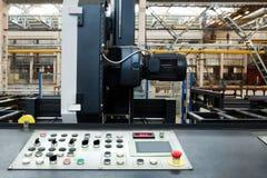 μεταλλουργία μηχανών Στοκ εικόνες με δικαίωμα ελεύθερης χρήσης