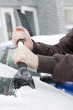 μεταλλουργική ξύστρα πάγ&o Στοκ εικόνες με δικαίωμα ελεύθερης χρήσης