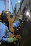 Μεταλλουργός στοκ εικόνα με δικαίωμα ελεύθερης χρήσης