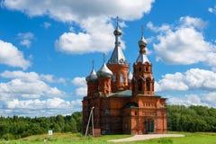 Μεταμόρφωση εκκλησιών Στοκ Εικόνες