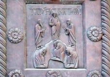 Μεταμόρφωση Χριστού Στοκ φωτογραφία με δικαίωμα ελεύθερης χρήσης