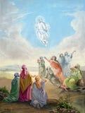 Μεταμόρφωση Χριστού Στοκ Εικόνες