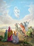 Μεταμόρφωση Χριστού Στοκ Φωτογραφία