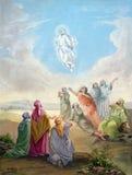 Μεταμόρφωση Χριστού Στοκ φωτογραφίες με δικαίωμα ελεύθερης χρήσης