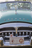 1951 μετατρέψιμη σχάρα Packard Στοκ Εικόνα