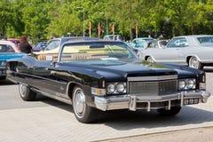 1974 μετατρέψιμο αυτοκίνητο Cadillac Eeldorado Στοκ εικόνες με δικαίωμα ελεύθερης χρήσης