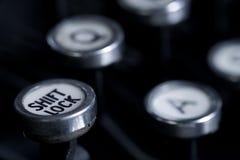 μετατόπιση κλειδωμάτων Στοκ εικόνες με δικαίωμα ελεύθερης χρήσης