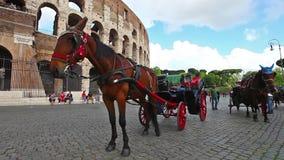 Μεταφορά αλόγων Coliseum φιλμ μικρού μήκους