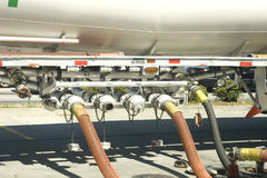 μεταφορά καυσίμων Στοκ Εικόνες