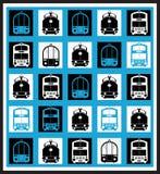 μεταφορά μωσαϊκών Στοκ εικόνες με δικαίωμα ελεύθερης χρήσης