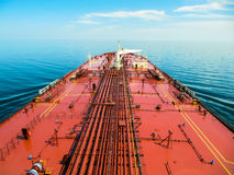 Μεταφορά πετρελαίου Στοκ Φωτογραφίες