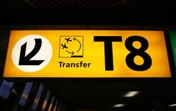 μεταφορά σημαδιών Στοκ φωτογραφία με δικαίωμα ελεύθερης χρήσης