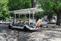 Μεταφορά τουριστών της Στοκχόλμης Στοκ Φωτογραφίες