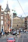 μεταφορά του Άμστερνταμ Στοκ Εικόνες