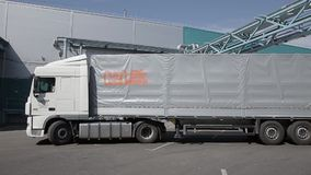Μεταφορά φορτίου στην περιοχή φόρτωσης