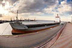 Μεταφορά χύδην φορτίου Στοκ Φωτογραφίες