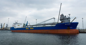 Μεταφορά χύδην φορτίου «Bulknes» Στοκ Εικόνα