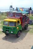 Μεταφορά Polonio Cabo, Rocha, Ουρουγουάη Στοκ εικόνα με δικαίωμα ελεύθερης χρήσης