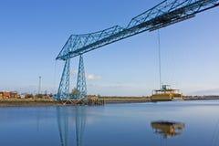 μεταφορέας γεφυρών middlesborough Στοκ εικόνες με δικαίωμα ελεύθερης χρήσης