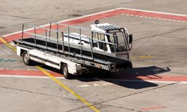 μεταφορέας κάρρων ζωνών Στοκ Φωτογραφίες