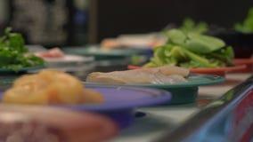 Μεταφορέας τροφίμων Η μύγα κάθεται σε τρόφιμα που έρχονται Υγειονομική έννοια προβλημάτων Αντι υγειονομική έννοια φιλμ μικρού μήκους