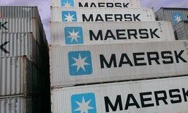 Μεταφορικά κιβώτια Στοκ φωτογραφία με δικαίωμα ελεύθερης χρήσης