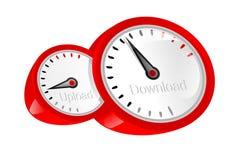 μεταφορτώστε την ταχύτητα ελεύθερη απεικόνιση δικαιώματος